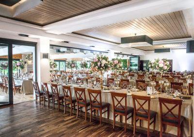 Przyjęcia hotel Borowina Restauracja Borowina