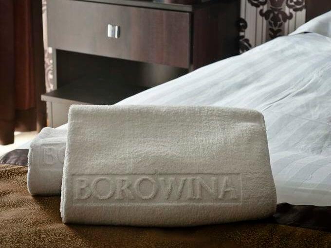 ręczniki-hotel-borowina